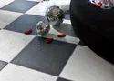 Faus AC6 Chess Black Tiles