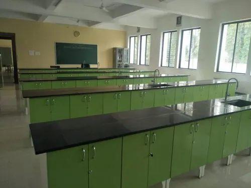 Mild Steel Laboratory Table