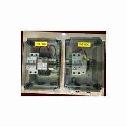 ACDB_DCDB  Solar Box