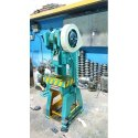 Single Action Power Press Machine