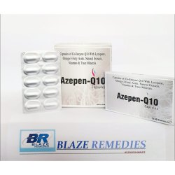 Azepen- Q 10 Capsules, Co- Enzyme Q10