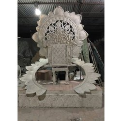 Decorative FRP Wedding palki