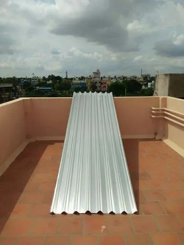 Aluminium Roofing Sheet At Rs 76 Square Feet Everlast Metal Roofing Sheet Id 19949891312