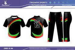 Custom Made Cricket Garments