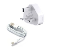 ROQ Wall Charger with USB Cable For iPhone