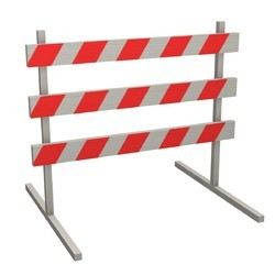 Traffic Cone Boom Barrier