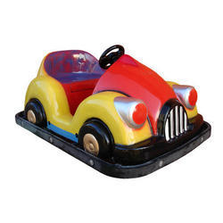 Fiber Vintage Battery Operated Car