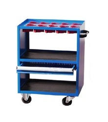 Deck Tool Trolley