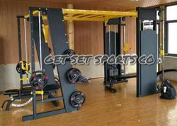 Manual Cross Fit Machine for Gym