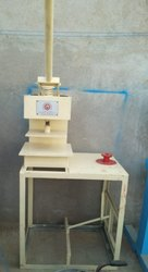 Slipper Sole Cutting Machine