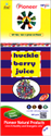 Huckle Berry Juice 500 Ml