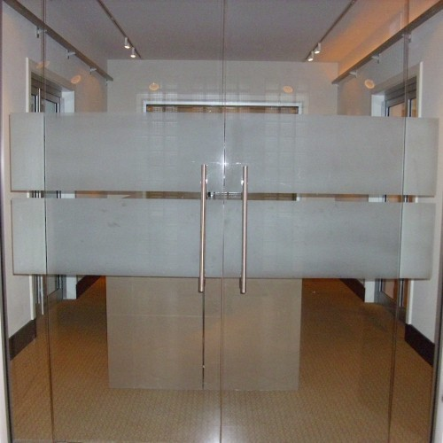 Office Glass Door Raksha Enterprises