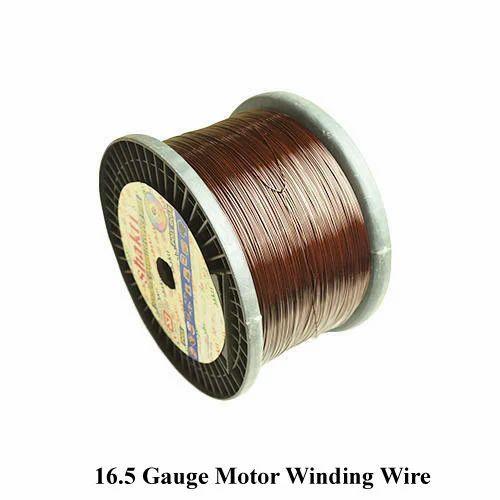 16.5 Gauge Motor Winding Wire at Rs 530 /kilogram | Winding Wire ...