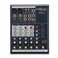 AIR 2 Studio Master DJ Mixer