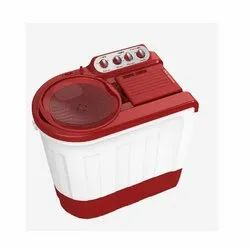 Whirlpool Ace Supersoak 7.5 Kg Coral Red Semi Automatic Washing Machine