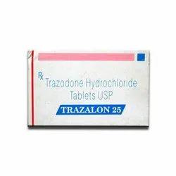 Trazalon 25 Mg Tablet