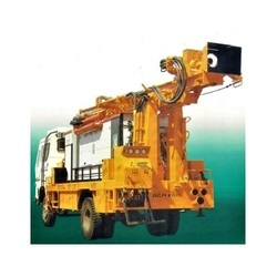 Truck Mounted Drill Rig
