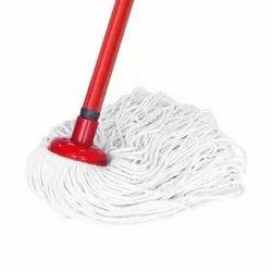 i Clean Aluminium Cleaning Long Plastic Mop