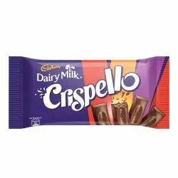Cadbury Dairy Milk Crispello Chocolate Bar, 33g
