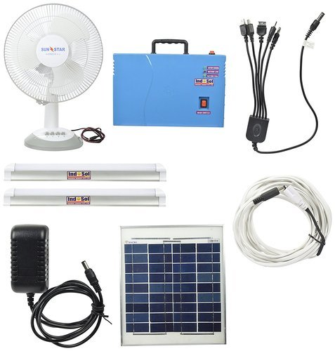 Solar Home Lighting System - Solar Home Lighting System 2