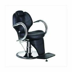 Black Beauty Parlor Chair
