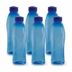 1 Litre 1pcs Set Transparent Plastic Bottle