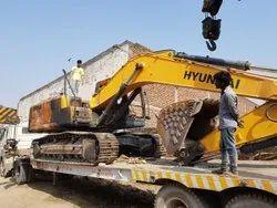 Hyundai R-210 / R-215 Excavator Spare Parts