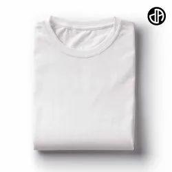 Plain White 180GSM Cotton T Shirt