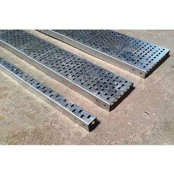 perforated cable tray  Gi Perforated Cable Tray at Rs 110 /meter | Sitapur Industrial Area ...