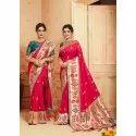 Fancy Silk Designer Saree