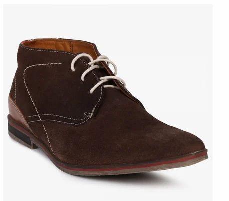 d300c07f99c290 Men RED TAPE Velvet Tan Bucks Boots, Size: 6-11, Rs 1647 /piece   ID ...