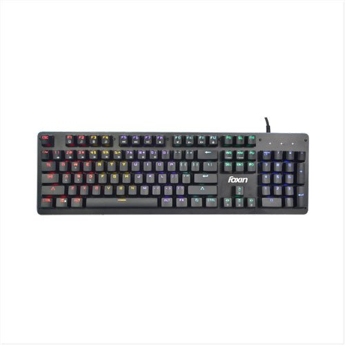 767d6e47aca FMK 1001 Gaming Keyboard, Computer Hardware & Peripherals | IT Taj ...