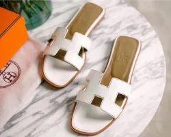 hermes new slippers