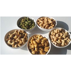 Flavored Cashew Nut, Packaging Size: Available in 5, 10 and 15 Kg, Packaging Type: Packet