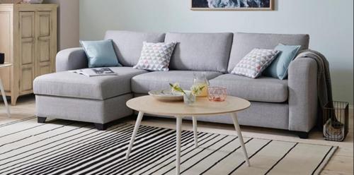 L Shape Sofa Set   Kothari Steel Industries   Manufacturer in ...