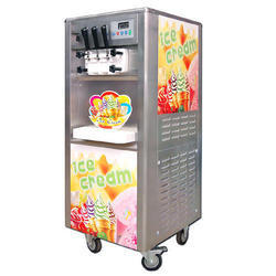 Automatic Ice Cream Vending Machines
