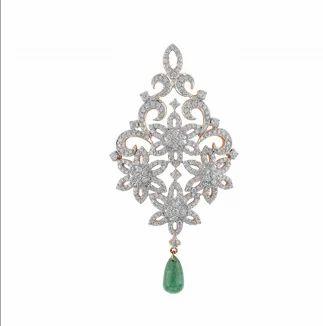 451532432f5b9 Orra Diamond Pendant Opd16006