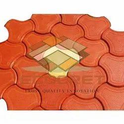 Cosmic Paver Interlocking Tiles