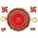 Diwali Pooja Thali N Diya 103