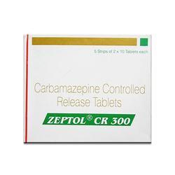 Zeptol Cr 300 Tablets