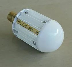 Cool Daylight LED Bulb, Voltage: 48 V DC