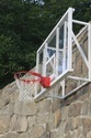 Wall Mounted Basketball Backboard (Acrylic)