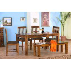Dining Room Table Set Bhojan Kaksh Ki Mez Ka Set