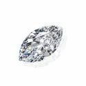 Marquise Cut White Colorless Moissanite Stone