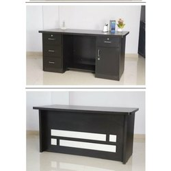 Attari Rectangular 3x6 Feet Wooden Office Table