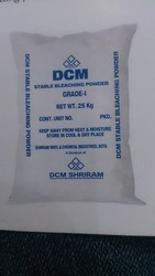 DCM Bleaching Powder, Packing Size: 25 Kg, for Water Treatment
