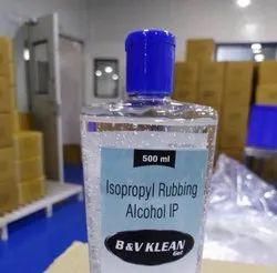 High Quality Isopropyl Alcohol 70% Gel Base Hand Sanitizer 500ml