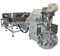 Nuts And Bolts Counting And Packing Machine