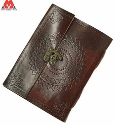 Designing Leather Notebook