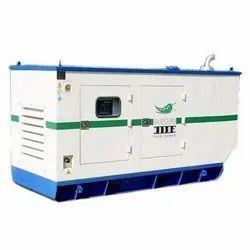 Air Cooling Kirloskar Silent Diesel Generator, 220-415V